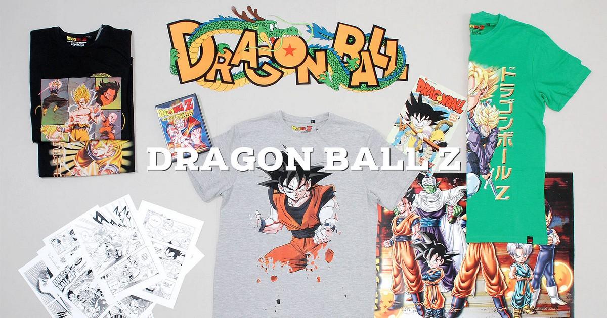 "Kolekcja ""Dragon Ball Z"" w sieci Cropp - Dragon Ball Nao"