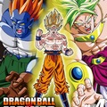 Okładki płyt Dragon Ball The Movies – Blu-ray 4-6