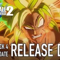 Dragon Ball Xenoverse 2 – Extra Pack 4
