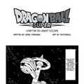 Manga Dragon Ball Super – rozdział 50 w Manga Plus