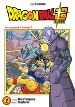 Dragon Ball Super – tom 2