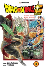 Recenzja mangi Dragon Ball Super – tom 5