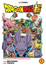 Recenzja mangi Dragon Ball Super – tom 7